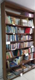 Título do anúncio: Estante Rústica de Madeira para Livros e outros