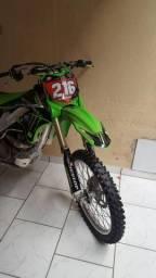 Moto de trilha e motocroos - 2006