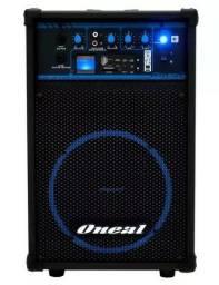 Caixa Amplificada Multiuso Oneal Ocm 290 50w Usb Sd Fm