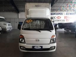Hyundai HR 2015/2016 Branca Baú - 2016