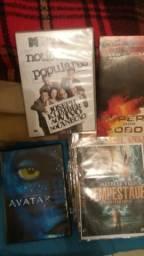 Filmes originais e paralelos