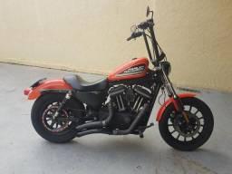 Moto Harley Davidson 883r - 2009