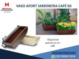 Vaso afort jardineira café 60