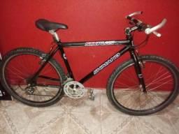 V/ bike de aluminio, aro 26 reduzido