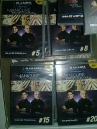 CDs de manicuri profissional