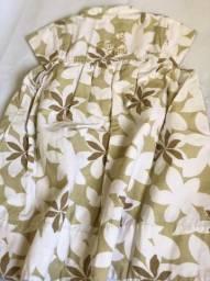 Vestido floral TAM 2 anos usado
