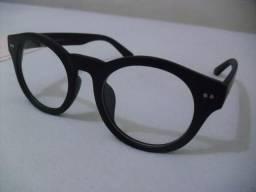 be3295c74e695 Armação Óculos Preta Lichia Feminina Pronta Entrega