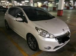 Peugeot 208 1.6 Griffe TOP no GNV econômico!!! - 2015