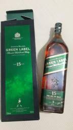 Whisky johnnie walker green label aged 150