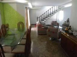 REF: 1657-cobertura triplex em Boqueirão/Forte 4 dormitórios!!