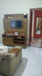 Apartamento à venda com 1 dormitórios em Olaria, Rio de janeiro cod:PAAP10374