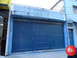 Loja comercial para alugar com 1 dormitórios em Mooca, São paulo cod:20569