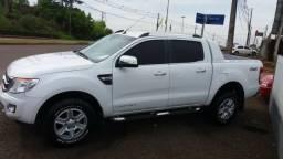 Ford \ Ranger ( Limited ) Aut 4x4 ( Pego até 2 carros ) Top , Top de Linha - 2013