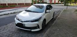 Corolla XRS 2.0 TOP 2018 EXTRA NOVO C PARCELAS - 2018