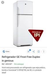 Geladeira duplex fross free