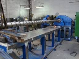 Roscas Canhões Extrusoras Fabricamos e Recuperamos para seu equipamento