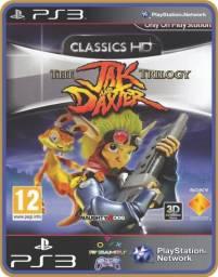 Título do anúncio: Ps3 Jak And Daxter Coleção