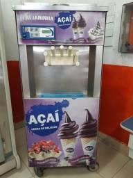 Vende -se máquina de sorvete, Acaí ! super conservada !
