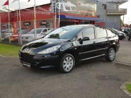 Peugeot - 307 Sedan Presence 1.6 Flex - Completo - 2009
