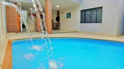Casa 3 Quartos, 158 m² c/ armários e lazer na 1204 Sul - C/ Gerador de Energia