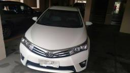 Toyota Corolla XEI 2.0 2015/2016 - Branco - 2015