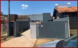 Vende-se casa de 140,00 m² de alvenaria forro com 50% gesso e 50% lage, alameda comandai,