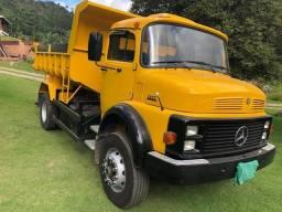 Caminhão Mercedes 1317 4x4 - 1989