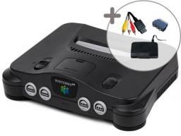 Vendo ou troco Nintendo 64