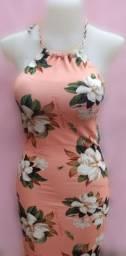 Vestido Floral Maria Cavalheiro