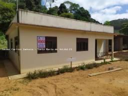 Casa para Venda em Santa Maria de Jetibá, Rio Possmoser, 3 dormitórios, 1 banheiro, 1 vaga