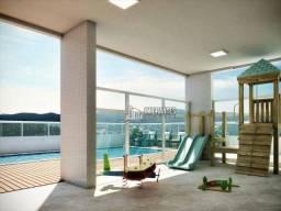 Apartamento de 3 dormitórios no Boqueirão, em Praia Grande