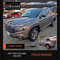 Fiat Toro Volcano 2.0 4X4 Turbo Diesel 2018 Automático