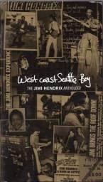 Jimi Hendrix - West Coast Seattle Boy : The Jimi Hendrix Anthology - Box Set 04CDs+DVD