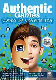 Combo de livros do AuthenticGames