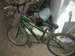 Bicicleta usada em boas condições