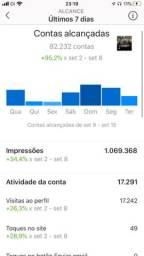 Instagram 21.5K