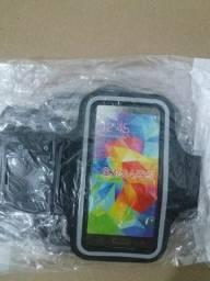 Braçadeira para celular 5.5 polegadas