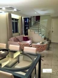 Apartamento à venda com 3 dormitórios em Sagrada família, Belo horizonte cod:PON2210