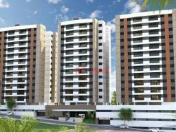 Apartamento com 3 dormitórios para alugar, 84 m² por R$ 2.000/mês - Vila Nogueira - Botuca