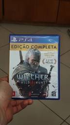 Jogo The Witcher PS4