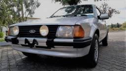 Ford Escort Guia 1.6 MK3 1986 versão rara e colecionável. Confira