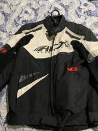 Jaqueta motociclista ARX impermeável TAM M