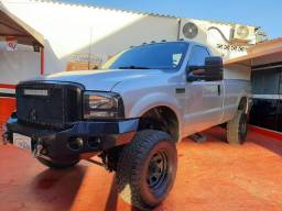 F250 4X4 CABINE SIMPLES  2010