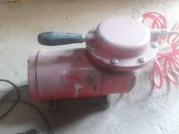 Compressor tufão. 500,00 Reais