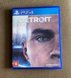 Jogo Detroit PS4 - Mídia Física
