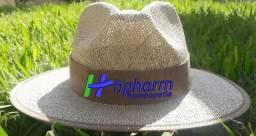 100 chapéu bordado sua logo!!!