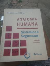 Livro Anatomia humana