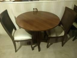 Mesas e cadeiras para Cafeteria/Lancheria/Bistro