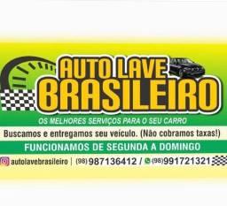 Precisamos de funcionário para trabalhar no lava jato Auto Lave Brasileiro