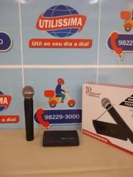 Microfone ketchup sem fio PRM-M1302